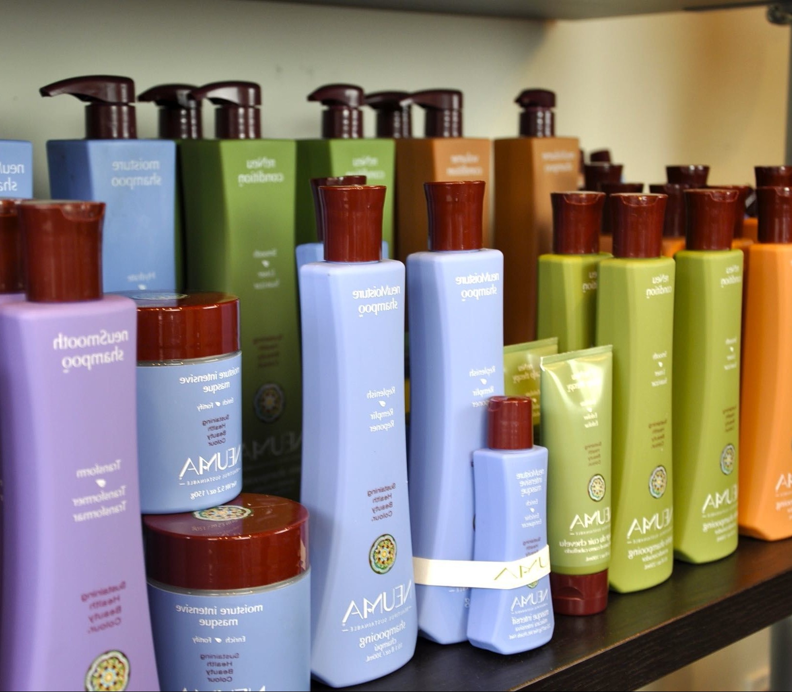 salon organic evolve